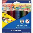 Staedtler Noris Colour Pencils 24s