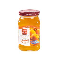 El Rashidi El Mizann Jam Apricot 340g