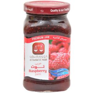 El Rashidi El Mizann Jam Raspberry 340g