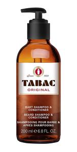Tabac Original Beard Shampoo & Conditioner 200ml