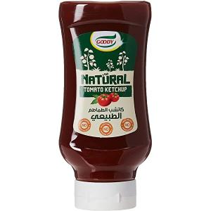 Goody Natural Tomato Ketchup 560g