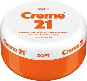 Creme 21 Aqua Soft Cream 150ml