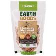 Earth Goods Organic Almonds 220g