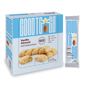 Made Good Keto Bar Vanilla Almond 40g