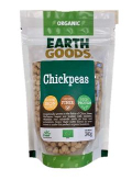 Earth Goods Organc Chickpeas 340g
