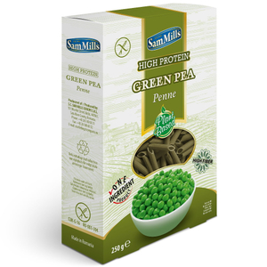 Sammills Green Peas Penne 250g