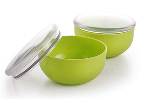 4Ever Serving Bowl With Lid Sapphire 10 Inch 1pc