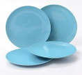 4Ever Dinner Plate Gulf Teal 10 Inch 1pc