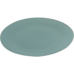 4Ever Dinner Plate Teal 10.5 Inch 1pc