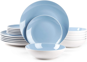 4Ever Soup Plate Teal 7.5 Inch 1pc