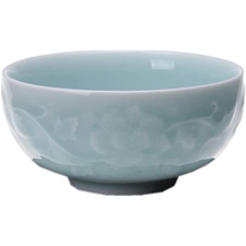 4Ever Bowl Teal 4.5 Inch 1pc