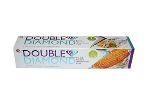 Diamond Extra Wide Aluminum Foil 100ml