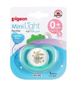 Pigeon Minilight Pacifier S Size Unisex 1pc