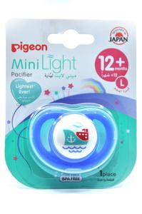 Pigeon Minilight Pacifier L Size Boy 1pc