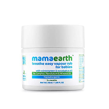 Mamaearth Breathe Easy Vapour Rub 50ml