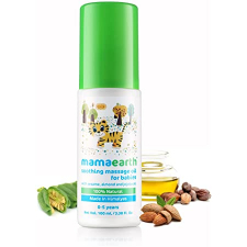 Mamaearth Soothing Massage Oil Babies 200ml