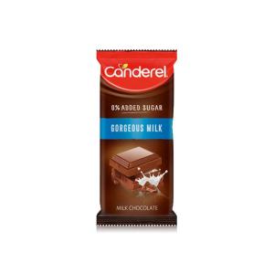 Canderel Chocolate Gorgeous Milk 100g