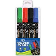 Fis Broad Permanent Marker 1pc