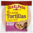 Old El Paso Tortilla Wraps 390g