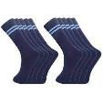 Active Life Boys 5 Pair School Socks 1pc