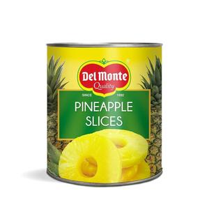 Del Monte Pine Slices Syrup 2x836g