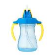 Pigeon Petite Blue Straw Bottle 150ml