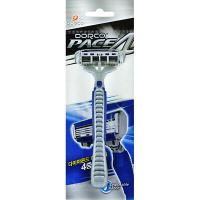 Dorco Pace 4 Razor Men Disposable 4s