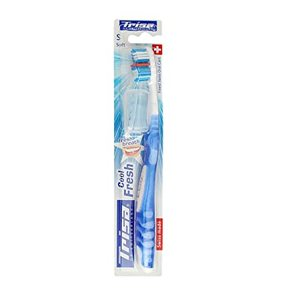 Trisa Toothbrush Cool and Fresh Soft 12pcs