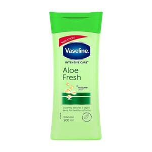 Vaseline Body Lotion Aloe Fresh 12x200ml