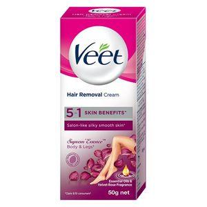 Veet Hair Remover Cream Velvet Rose 12x90ml
