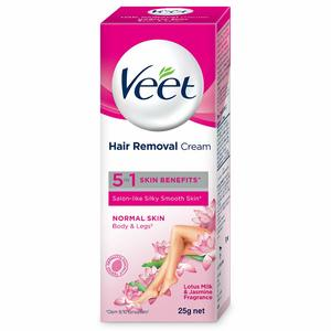 Veet Hair Remover Cream Normal To Dry 12x100g