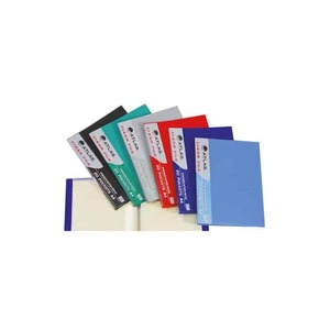 Atlas Clear File A4 Assorted 10pcs