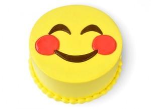 Smile Happy Birthday Cake 1.5oz