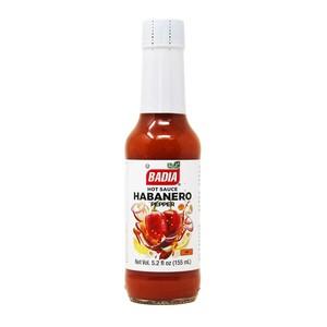 Badia Habanero Hot Sauce Gluten Free 165ml