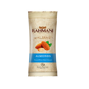 Rahmani Almond Roasted And Salted 30g