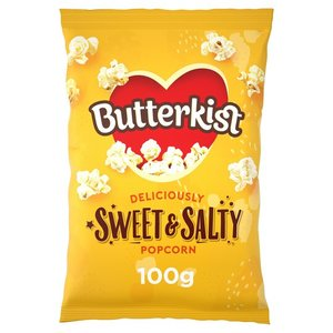 Butterkist Popcorn Sweet And Salted 76g
