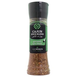 Chef Seasons Seasoning Cajun Spice Blend 150g