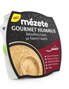 Mezete Hummus With Zesty Zaatar 215g