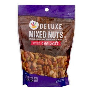 Martin Mixed Seed And Nuts Roasted With Salt 240g