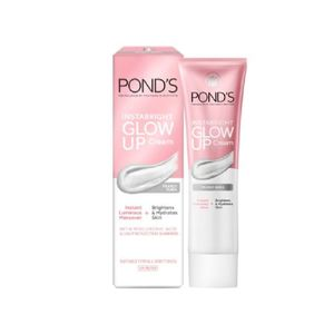 Ponds Face Cream Glowup Pearly Aura 20g