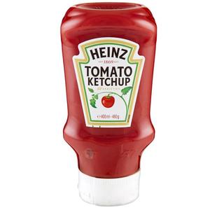 Heinz Ketchup + Mayo Garlic 400ml
