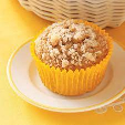 Muffin Cinnamon Crumble Large 1pc