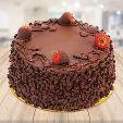Cake Chocolate Strawberry 1pc