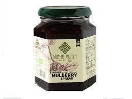 Adonis Valley Organic Mulberry Spread 315g