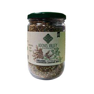 Adonis Valley Organic Lebanese Zaatar Mix 300g