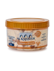 Al Kanater Gluten Free Halawa Almond 450g