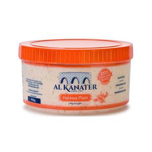 Al Kanater Gluten Free Halawa Plain 450g