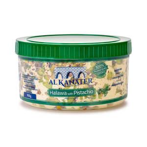 Al Kanater Gluten Free Halawa Pistachio 450g