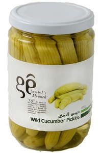 Sesobel Wild Cucumber Pickles 600g
