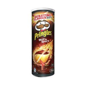 Pringles Original + Sizzling Hot 165g + 160g